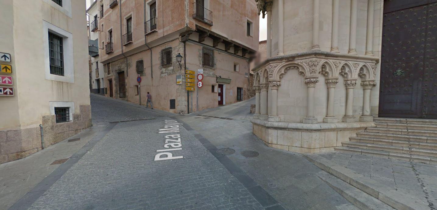 aparcar apartamento turistico cuenca ciudad