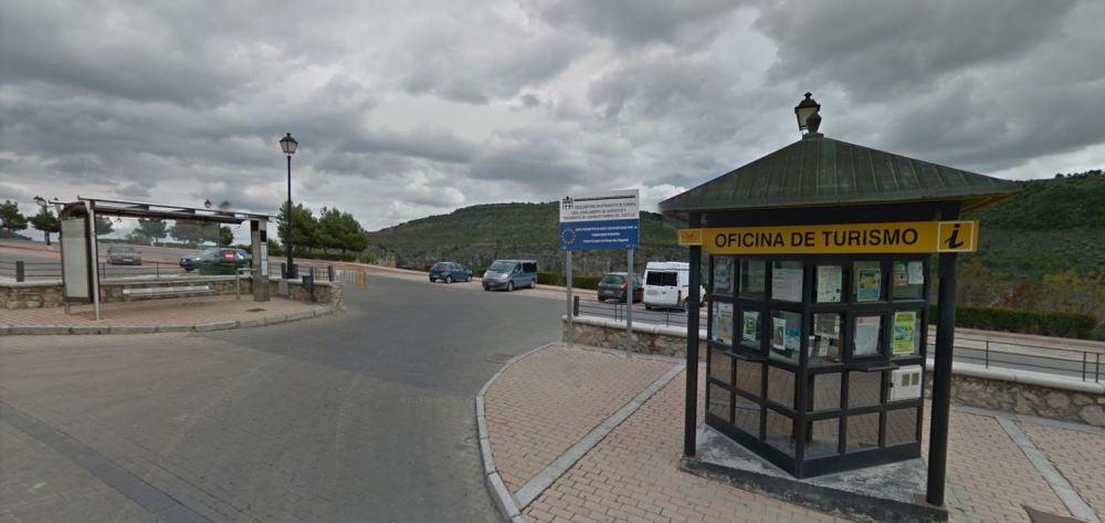 oficina de turismo barrio de el castillo para aparcar sin pagar en apartamento turistico cuenca ciudad