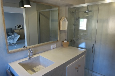 ducha apartamento turistico cuenca ciudad