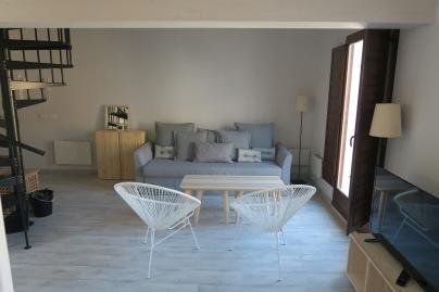 sofa cama apartamento turistico cuenca ciudad