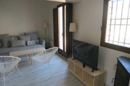 television apartamento turistico cuenca ciudad