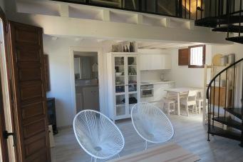 salon apartamento turistico cuenca ciudad