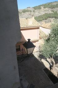 vistas a la hoz del jucar, ubicación inmejorable del apartamento turístico mirando a cuenca muy cerca de la catedral y las casas colgadas