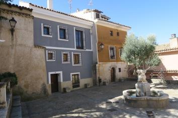 ubicación apartamento turístico mirando a cuenca muy cerca de la catedral y las casas colgadas